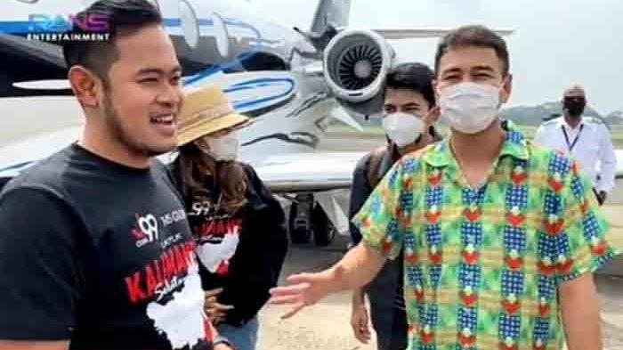 Raffi Ahmad Kagum Gilang Pramana Punya Jet Pribadi Kekayaannya Disaingi Crazy Rich Malang