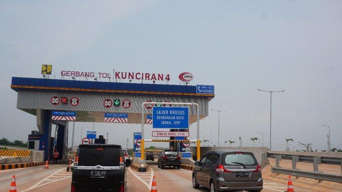 Rekayasa Lalin Imbas Pembongkaran Pedestal Tol Kunciran-Cengkareng di Ruas Jakarta-Tangerang