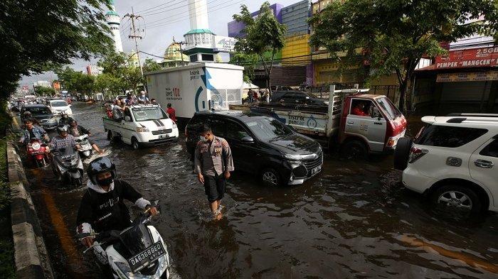 Analisis BMKG Soal Fenomena Curah Hujan Ekstrem yang Sebabkan Banjir di Kalimantan Selatan