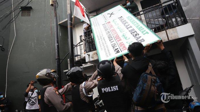 Bukan Domain Polri Muncul Front Persatuan Islam Setelah FPI Dilarang Polisi