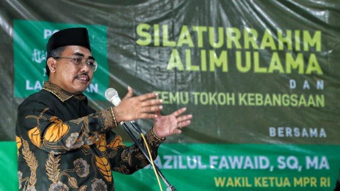 Indah Tapi Kurang Mengakar Gus Jazil Ingin NU DKI Tak Seperti Bunga Teratai