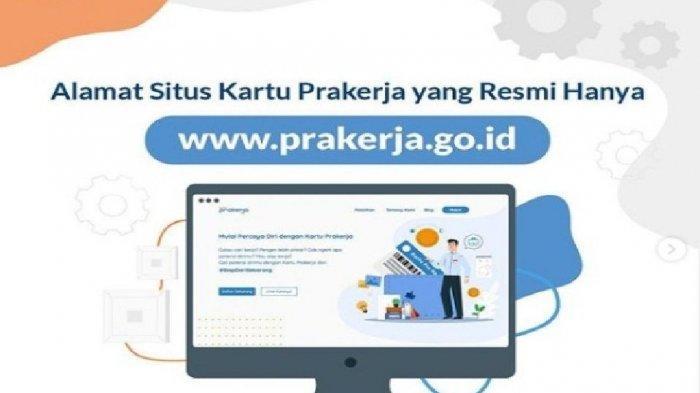 Login di www.prakerja.go.id Pendaftaran Kartu Prakerja Gelombang 13 Dibuka Hari Ini Pukul 12.00 WIB
