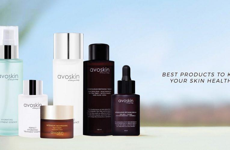 Deretan Produk Skincare Terbaru Dari Merk Avoskin